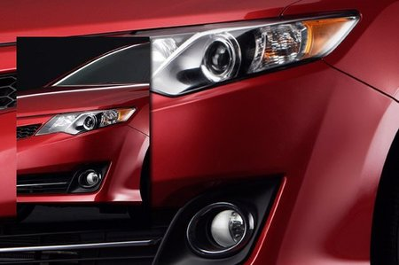 Toyota desvela pequeños detalles del nuevo Camry 2012