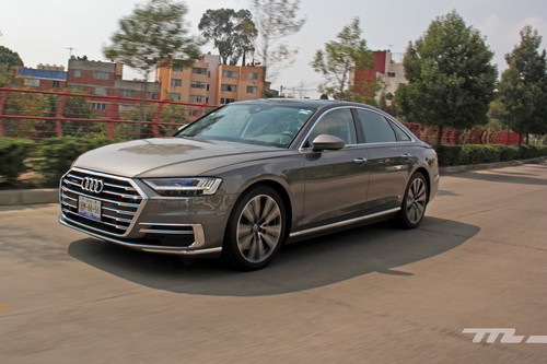 Audi A8 55 TFSI Premium, a prueba: El regalo ideal para quien lo tiene todo