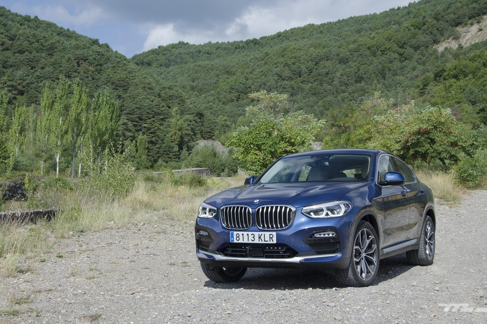 Foto de BMW X4 2018, prueba (41/65)