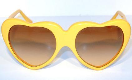 Gafas vintage creadas de Olivier Goldsmith