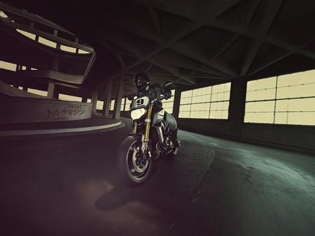 Yamaha MT-09 Street Tracker, una nueva integrante de la familia