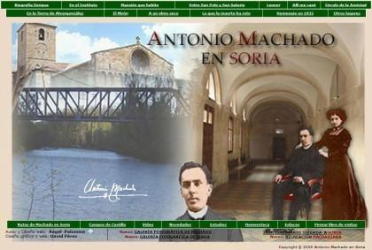 Viajar por Soria de la mano de Antonio Machado