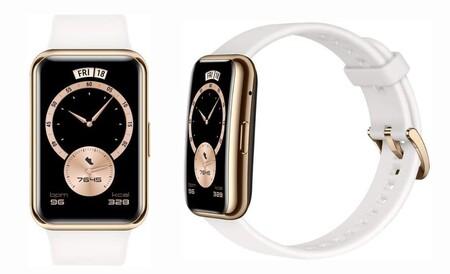 Camisas Blancas 1 HUAWEI Watch FIT Elegant Edition