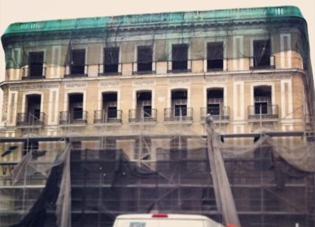 La Apple Store de Puerta del Sol sigue viva, aunque avanza a un ritmo lento