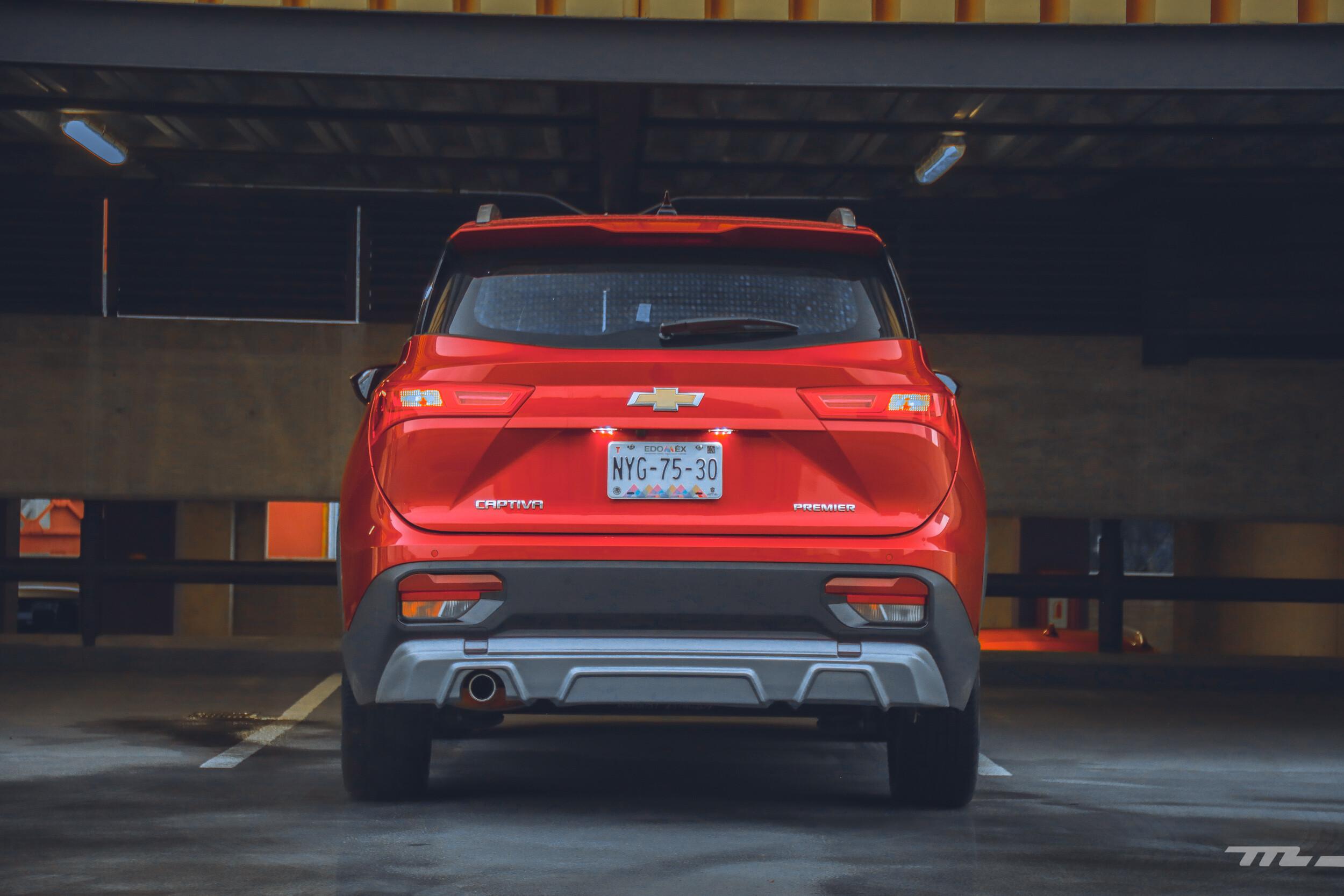 Foto de Chevrolet Captiva 2022 (20/54)