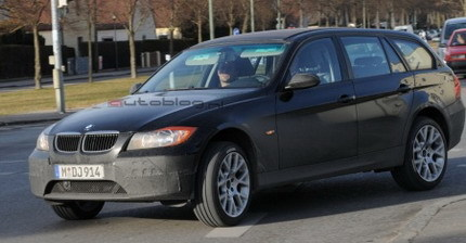 BMW Serie 3 Crossover