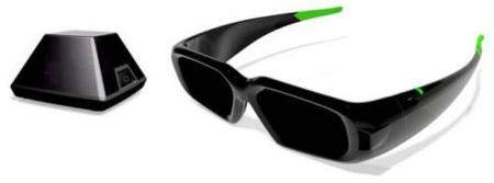 Las gafas 3D de Nvidia requerirán tarjetas gráficas potentes