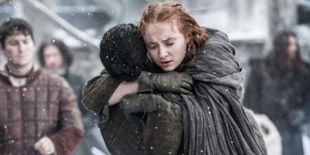 Jon Snow Sansa