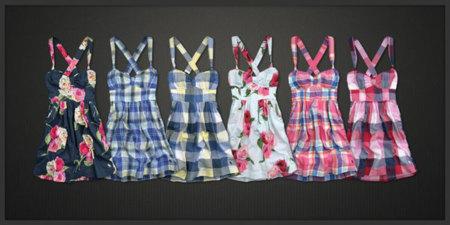 Abercrombie & Fitch Primavera-Verano 2012: el eterno estilo juvenil