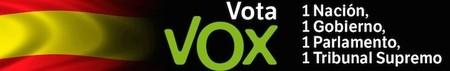 Programa de VOX para las Elecciones Europeas del 25 de mayo