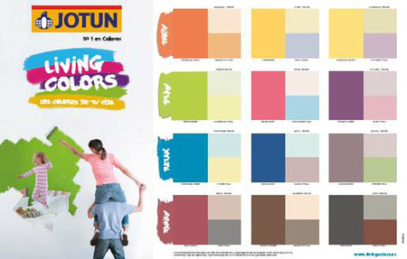 jotun carta living colors con