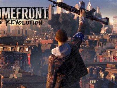 La campaña de reservas de Homefront: The Revolution da comienzo