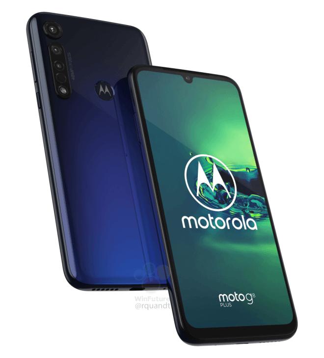Moto G8 Plus se filtra en todo su esplendor: triple cámara para la nueva gama media de Motorola que llegará a...