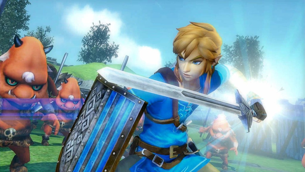 Hyrule Warriors Definitive Edition 01
