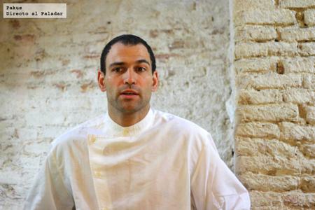 Fallece el cocinero Darío Barrio mientras practicaba salto base en Jaén