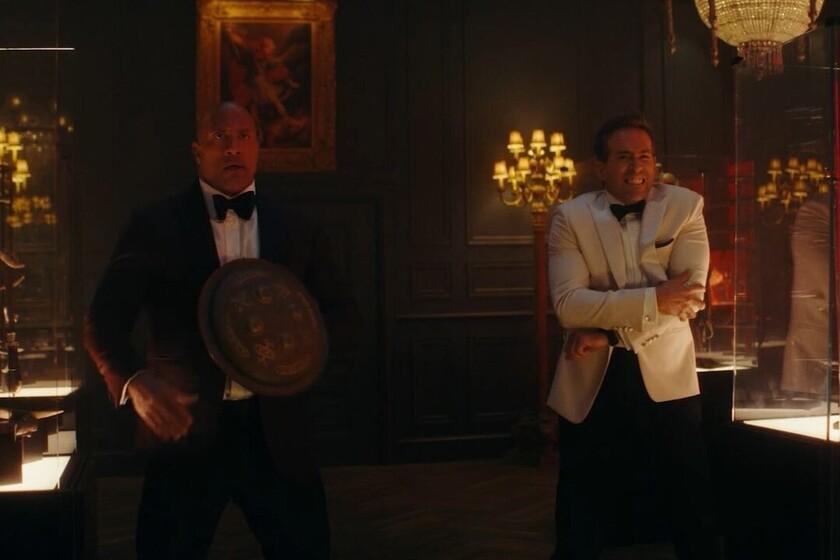 Tráiler final de 'Alerta roja': Netflix nos recuerda el inminente estreno de su blockbuster con Dwayne Johnson, Ryan Reynolds y Gal Gadot