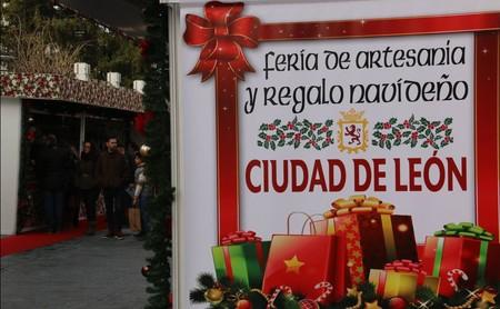 Feria De Artesania Y Regalo Navideno Leon
