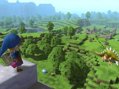 Dragon Quest Builders nos muestra su intro y un poco de su gameplay