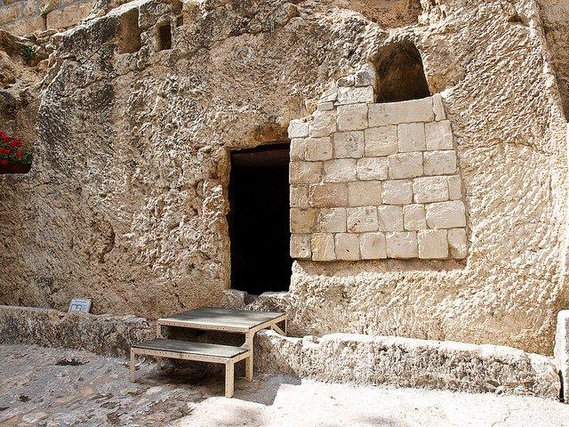 La tumba del jard n en jerusal n - La casona del jardin ...