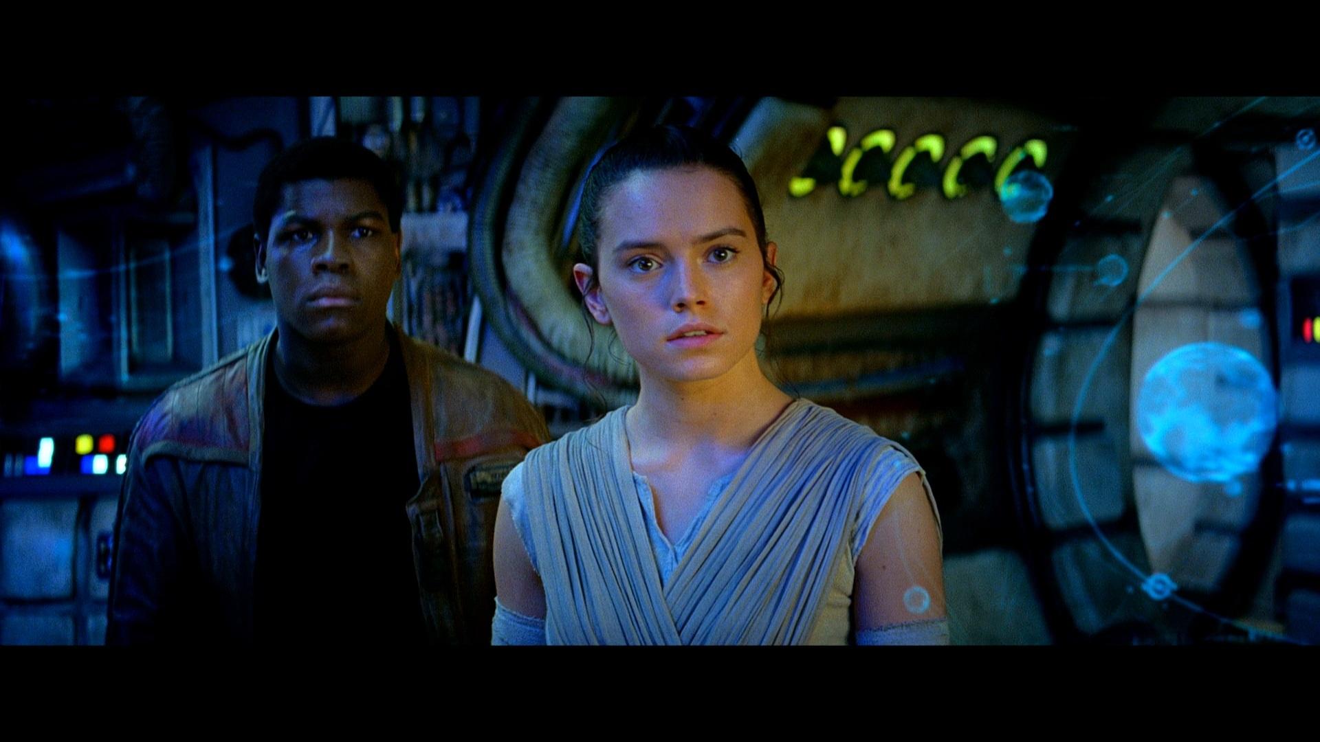 Foto de Star-wars trailer comparativa Blu-ray-YouTube (1/6)