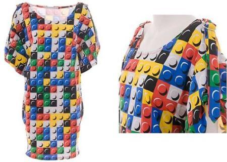 Vestido Lego