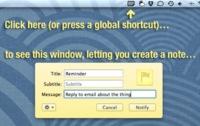 Sticky Notifications, utiliza el Centro de Notificaciones como un recordatorio y organizador personal
