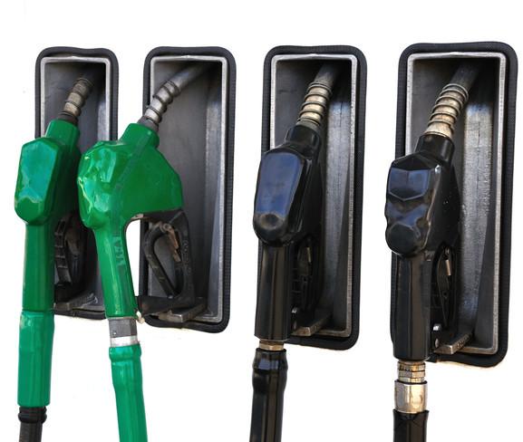 Boquereles de gasolina y gasóleo