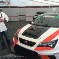 Así es el SEAT León Cup Racer, 'nuestro' coche de carreras