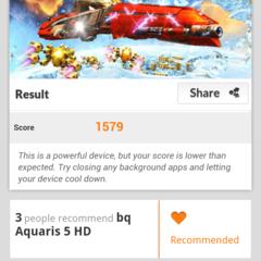 Foto 17 de 21 de la galería bq-aquaris-5-hd-rendimiento en Xataka Android