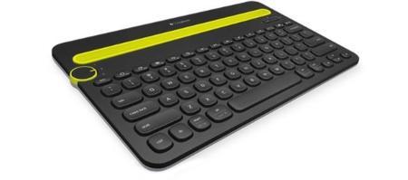 Logitech K480, un teclado interesante para usar junto a tu Mac y dispositivos móviles