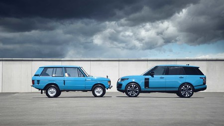 Range Rover Fifty Anniversary Edition 31