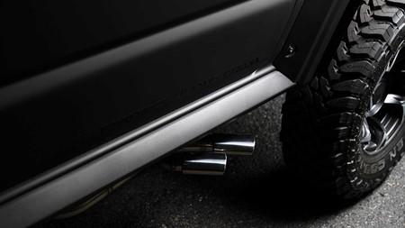 Suzuki Jimny Black Bison By Wald 4