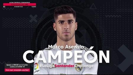 Marco Asensio, del Real Madrid, es el ganador del torneo benéfico de Ibai de FIFA 20 que ha recaudado más de 140.000 euros