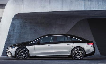 Mercedes EQS autonomía