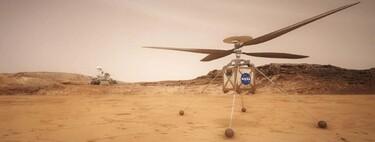 Ingenuity, el helicóptero de la NASA en Marte, realizará su primer vuelo controlado el 8 de abril