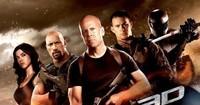 'G.I.Joe: la venganza', testosterona lapidaria