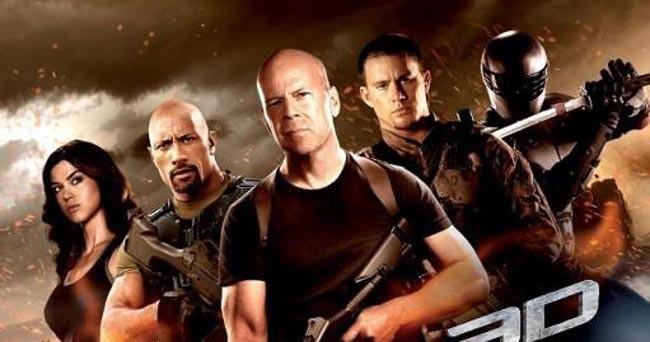 G.I.Joe la venganza poster