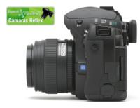 Partes de un cámara réflex digital (I)