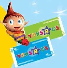 "Eurovales Toys ""R"" Us"