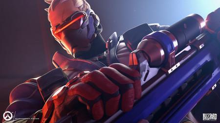 El uso de Soldado 76 de Overwatch cae hasta la mitad en PS4, y algo menos en Xbox y PC, desde que se descubrió su homosexualidad