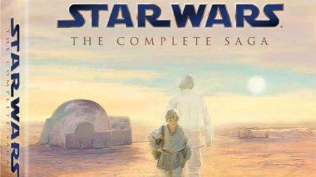 Star Wars en Blu-Ray en alta definición en septiembre