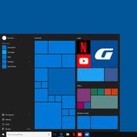 Una imagen basta para entender por qué el menú de Inicio de Windows 10 tenía que cambiar