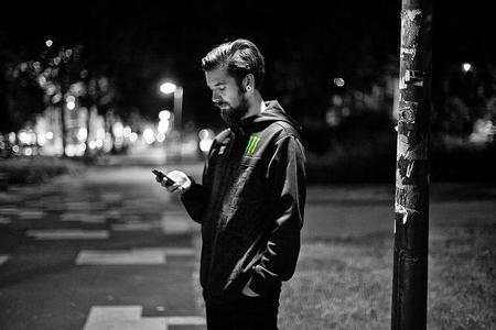 Noche Smartphone