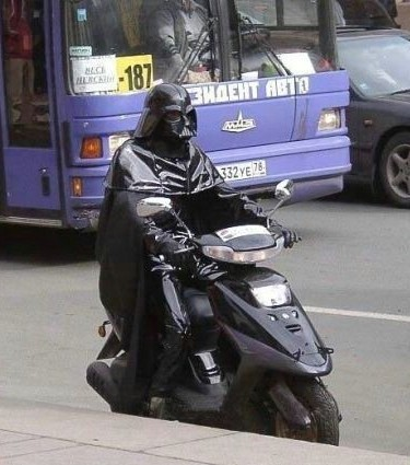 Scooter Imperial