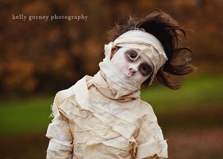 Disfraz Halloween Facil Barato Momia 1
