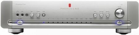 Parasound P5, un preamplificador de gama alta para usuarios exigentes