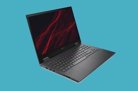 RTX 3060, Ryzen 7 y pantalla de 144 Hz por poco más de 1.000 euros: este portátil gaming HP está en oferta en El Corte Inglés