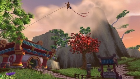 Bienvenidos al maravilloso mundo de 'World of Warcraft: Mist of Pandaria'