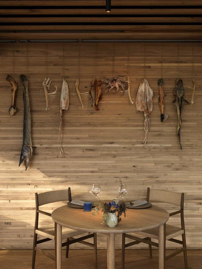 Interior de Noma