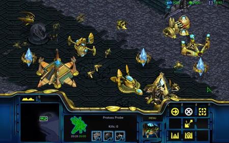 Blizzard tira de nostalgia con 'StarCraft: Remastered', una puesta al día del clásico que llegará en verano
